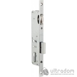 Корпус замка с роликом KALE 155P-25 для металлопластиковой двери. image