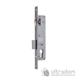 Корпус замка с роликом SIBA 10055-35 для алюминиевой двери. image