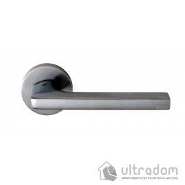 Дверная ручка Colombo Gira JM 11 матовый хром image