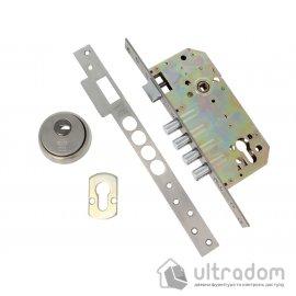 Дверной замок AMIG mod. 110, с броненакладкой image