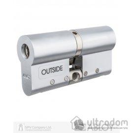 Замковый цилиндр ABLOY Protec 2 ключ-ключ, 92 мм image