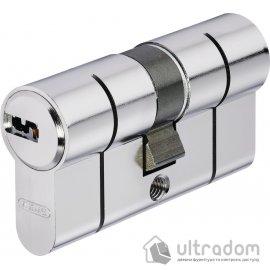 Цилиндр Abus D6PS ключ-ключ 90  мм латунь матовая image