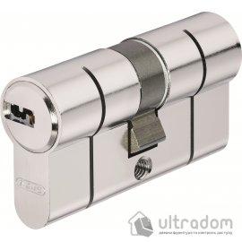 Цилиндр Abus D6PS ключ-ключ 90  мм никель матовый image