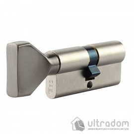Цилиндр дверной ISEO R6 ключ-вороток, 56 мм  image