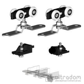 Комплект роликов Valcomp Herkules HS120 для раздвижных дверей image