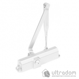 Дверной доводчик DORMA TS Compakt EN2/3/4, белый (67010111) image
