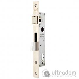 Корпус замка с защелкой KALE 253-25, для алюминиевой двери image