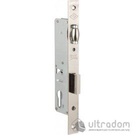 Корпус замка с роликом KALE 155-35 для алюминиевой двери. image