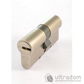 Цилиндр дверной Mul-T-Lock MT5+ ключ-ключ., 85 мм image