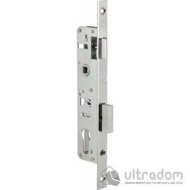 Корпус замка с защелкой KALE 153P-20 для металлопластиковой двери. image