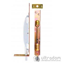 Дверной торцевой шпингалет JANIA 210 мм, УСИЛЕННЫЙ image