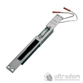 Защёлка электромеханическая из нержавеющей стали с закрытой планкой ISEO image