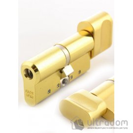 Замковый цилиндр ABLOY Protec 2 HARD ключ-вороток, 93 мм image