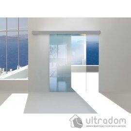 Valcomp Herkules Glass комплект фурнитуры для  стеклянной раздвижной двери image