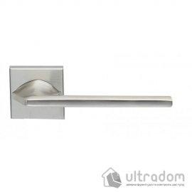 Дверная ручка ILAVIO 2406, хром матовый image