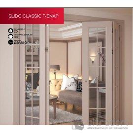 HAFELE раздвижная система для двери книжки Slido Classic Design  T-snap image