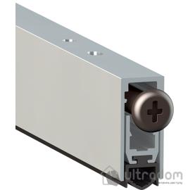 Автоматический врезной дверной порог Comaglio m.420, 30-103 см image
