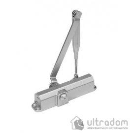 Дверной доводчик DORMA TS Compakt EN2/3/4,  сереберистый  (67010101) image