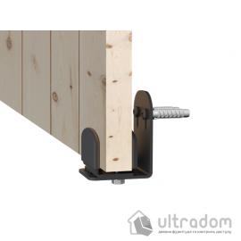 Настенный нижний проводник для двери Mantion ROC Design image