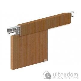 Valcomp JUPITER Комплект раздвижной фурнитуры для дверей шириной до 900 мм и весом до 30 кг  image