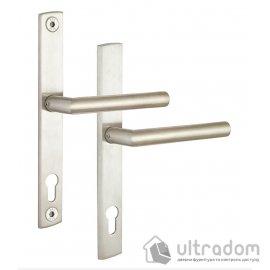 Дверная ручка ABLOY INOXI 3-19SS/6-8/013 PZ 92мм одна ручка удлиненная  image