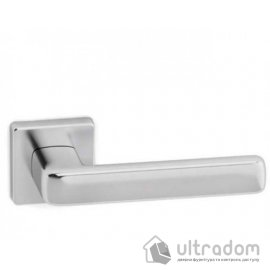 Дверная ручка SYSTEM HANDLE GAMMA матовый хром браш image