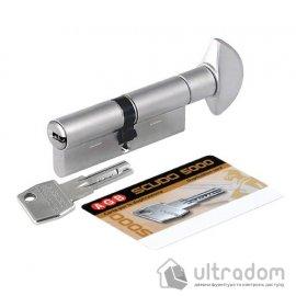 Цилиндр дверной AGB SCUDO 5000 PS ключ-вороток 90 мм image