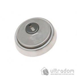 Броненакладка для цилиндра AMIG m.31, матовый никель image