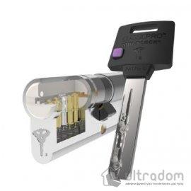 Цилиндр дверной Mul-T-Lock Classic Pro ключ-ключ., 81 мм image