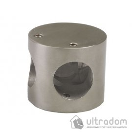 Amig соединяющая муфта с двумя отверстиями мод.100 50*43 мм image