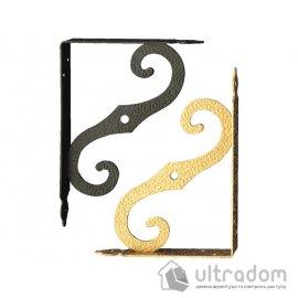 Кронштейн декоративный Amig m.2 цвет - золото image