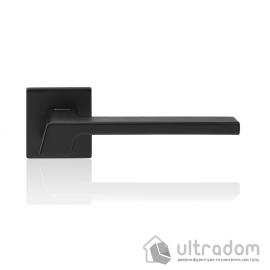 Ручка дверная Linea Cali STREAM  чёрный матовый image