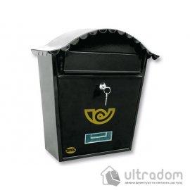 Почтовый ящик Amig m.1, цвет - чёрный image