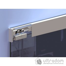 Маскировачная планка для сетклянных дверей, для Valcomp Herkules GLASS image
