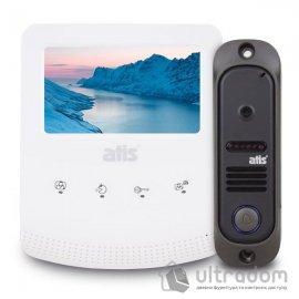 Комплект видеодомофона ATIS AD-430W Kit box image