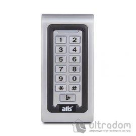 ATIS Металлическая кодовая клавиатура AK-601 со встроенным считывателем EMMARIN image