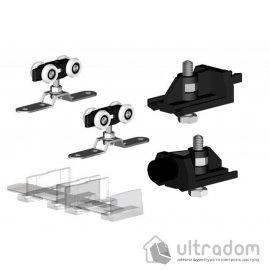 Комплект роликов Valcomp Herkules HS120 для подвесной раздвижной системы до 120 кг (219-311) image