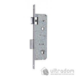 Корпус замка сантехнического с защелкой SIBA 10069PWC-35 для металлопластиковой двери. image