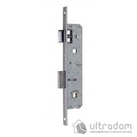 Корпус замка сантехнического с защелкой SIBA 10069PWC-20 для металлопластиковой двери. image