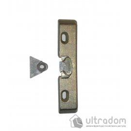 Защёлка балконная KALE 9 см, система - 9 мм image