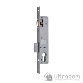 Корпус замка с роликом SIBA 10055-25 для алюминиевой двери. image