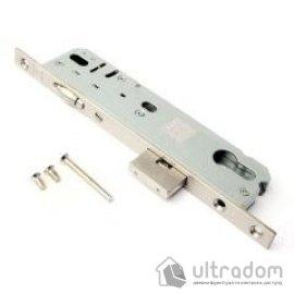 Корпус замка с роликом SIBA 10092/PR-35 для металлопластиковой двери. image