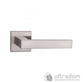 Дверная ручка TUPAI Square 2275 5SQ на тонкой розетке image