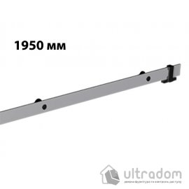 Направляющая рельса 1950 мм Mantion ROC Design в стиле LOFT, серебристая (217-610) image