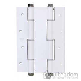 Петля маятниковая AMIG м.3035 180x133 белая image