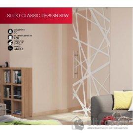 HAFELE дизайнерская раздвижная система для стекла Slido Classic Design 80W image