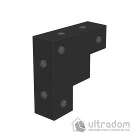 Valcomp DESIGN LINE уголок металлическийдекоративный 75х75x25 мм image