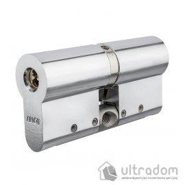 Дверной цилиндр ABLOY Novel ключ-ключ, 90 мм image