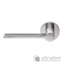 Дверная ручка COLOMBO Tool MD 11 хром матовый image