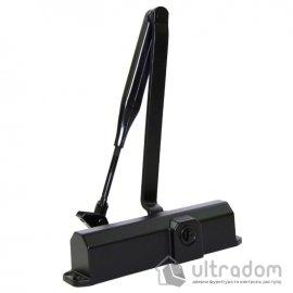 Дверной доводчик DORMA TS Compakt EN2/3/4, черный  (67010119) image
